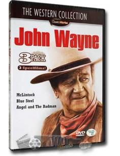 John Wayne Western Collection 1 - Diverse regisseurs (3 films)