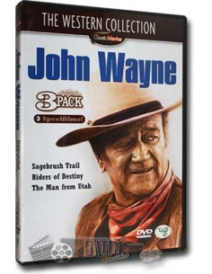 John Wayne Western Collection 2 - Diverse regisseurs (3 films)