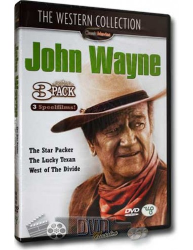 John Wayne Western Collection 3 - Diverse regisseurs (3 films)