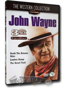 John Wayne Western Collection 4 - Diverse regisseurs (3 films)