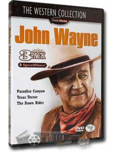 John Wayne Western Collection 5 - Diverse regisseurs (3 films)