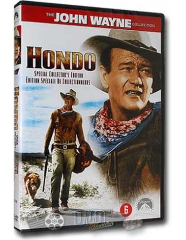 John Wayne in Hondo - Geraldine Page, James Arness - DVD (1953)