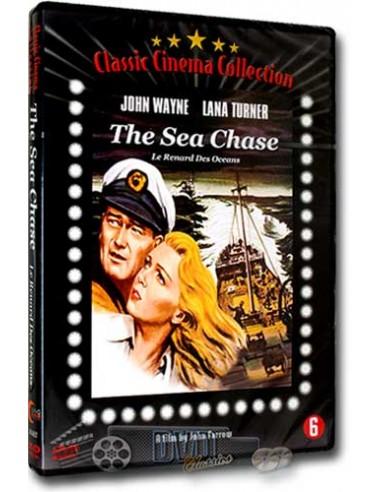 John Wayne - Sea Chase - Lana Turner - John Farrow - DVD (1955)
