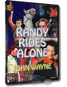 John Wayne in Randy Rides Alone - Harry L. Fraser - DVD (1934)