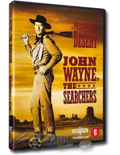 John Wayne in The Searchers - Vera Miles - DVD (1956)