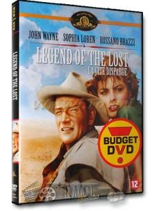 John Wayne in Legend of the Lost - Sophia Loren - DVD (1957)