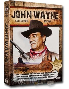 John Wayne Collection Box - DVD (2012)