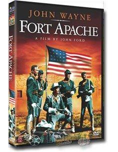 John Wayne in Fort Apache - Shirley Temple, Henry Fonda - DVD (1948)