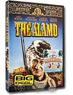 John Wayne in The Alamo - Richard Widmark - DVD (1960)