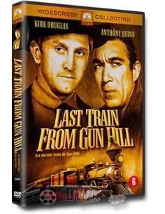 Last Train From Gun Hill - Kirk Douglas, Anthony Quinn - DVD (1959)