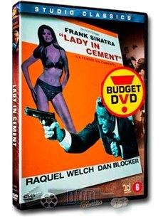 Lady in Cement - Frank Sinatra, Raquel Welch - DVD (1968)