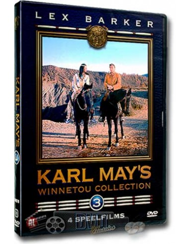Karl May's Winnetou Collection 3 - DVD (1963)