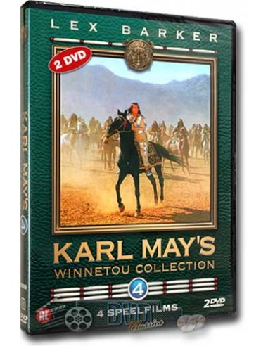 Karl May's Winnetou collection 4 - DVD (1964)