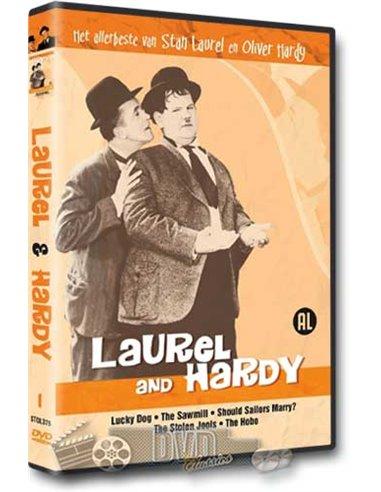 Laurel & Hardy - het allerbeste van 1 - DVD (1917-1931)