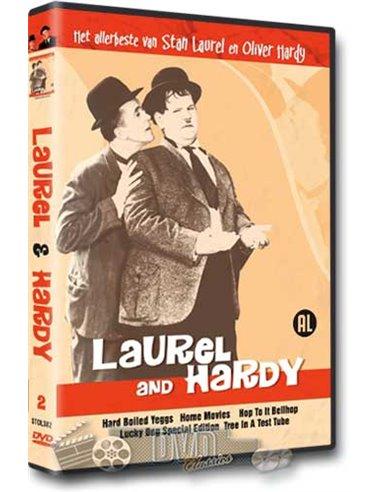 Laurel & Hardy - het allerbeste van 2 - DVD (1921-1943)