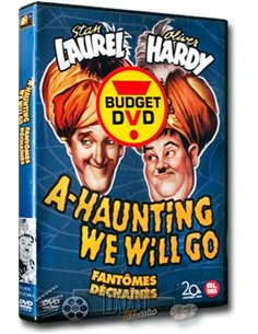 Laurel & Hardy - A-Haunting We Will Go - DVD (1942)