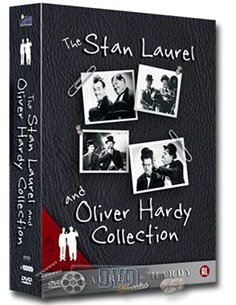 Laurel & Hardy - Collection Box [4DVD]