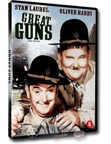 Laurel & Hardy - Great Guns - DVD (1941)