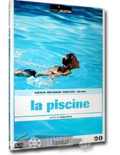 La Piscine - Alain Delon, Jane Birkin, Romy Schneider - DVD (1969)