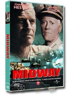 Midway - Charlton Heston, Henry Fonda, Robert Mitchum - DVD (1976)