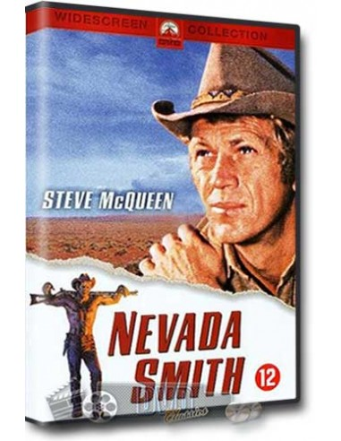 Nevada Smith - Steve McQueen, Karl Malden - DVD (1966)