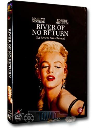 Marilyn Monroe - River of no Return - Robert Mitchum - DVD (1954)