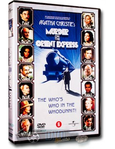 Murder on the Orient Express - Sidney Lumet - DVD (1974)