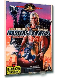 Masters of the Universe - Dolph Lundgren, Meg Foster - DVD (1987)