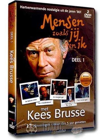 Mensen zoals jij en ik 1 - Kees Brusse - Rob Herzet - DVD (1981)