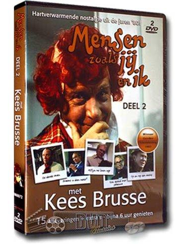 Mensen zoals jij en ik 2 - Kees Brusse - Rob Herzet - DVD (1982)