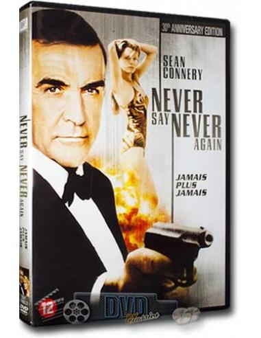 Never Say Never Again - Sean Connery, Kim Basinger - DVD (1983)