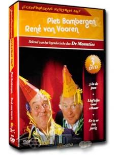 Legendarische Kluchten - Piet Bambergen, Rene v Vooren - DVD (2005)