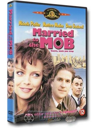 Married to the Mob - Michelle Pfeiffer, Alec Baldwin - DVD (1988)