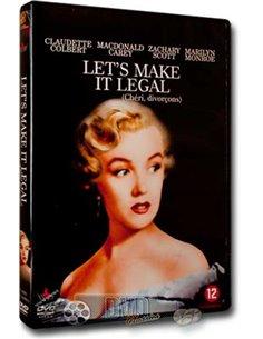Marilyn Monroe - Let's Make it Legal - DVD (1951)