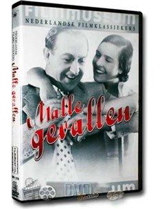 Malle Gevallen - Jopie Koopman, Johan Kaart - DVD (1934)