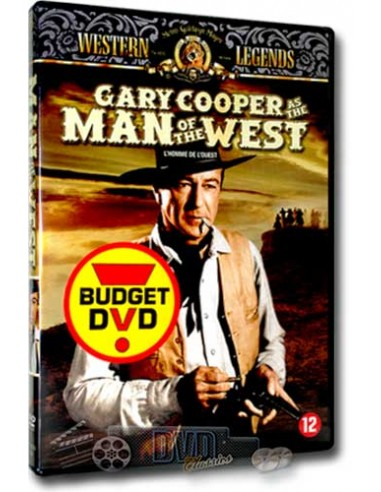 Man of the West - Gary Cooper - Anthony Mann - DVD (1958)