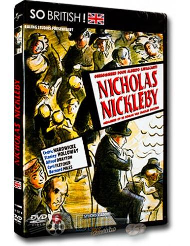 Nicholas Nickleby van Charles Dickens - Derek Bond - DVD (1947)