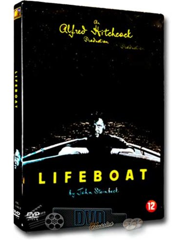 Lifeboat - Alfred Hitchcock - DVD (1944)
