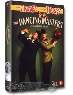 Laurel & Hardy - The Dancing Masters - DVD (1943)