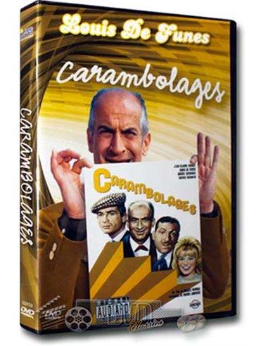 Louis De Funes - Carembolages - Marcel Bluwal - DVD (1963)