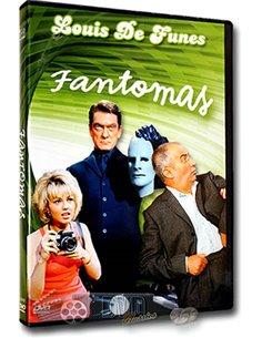 Louis de Funes - Fantomas - Andre Hunnebelle - DVD (1964)