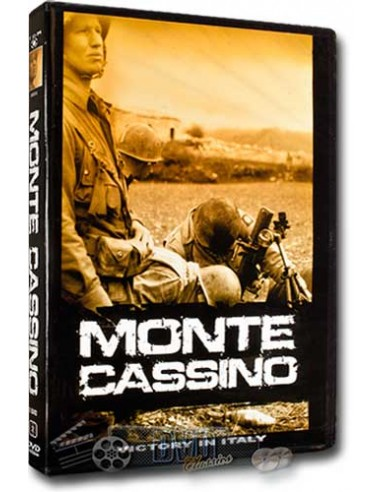 Monte Cassino - Documentaire Oorlog - DVD