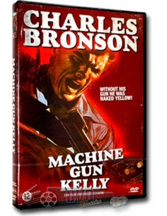 Machine-gun Kelly - Charles Bronson - Roger Corman - DVD (1958)