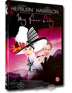 My Fair Lady - Rex Harrison, Audrey Hepburn - DVD (1964)