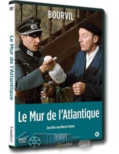 Le Mur d'Atlantique - Bourvil, Reinhard Kolldehoff - DVD (1970)