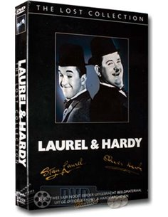 Laurel & Hardy - the Lost Collection + bonus disc -  DVD - (2009)