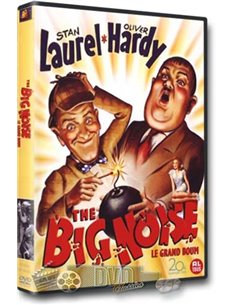 Laurel & Hardy - The Big Noise - DVD (1944)