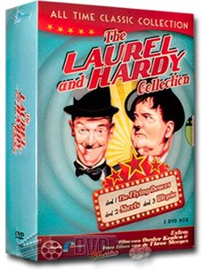 Laurel & Hardy Collection [3DVD] - DVD