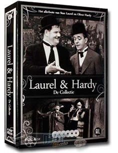Laurel & Hardy Box - de Collectie [6DVD]