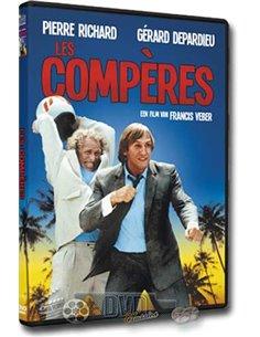Les Comperes - Pierre Richard, Gérard Depardieu - DVD (1983)